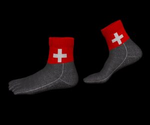 analisis calcetines para correr FYF swiss barefoot company