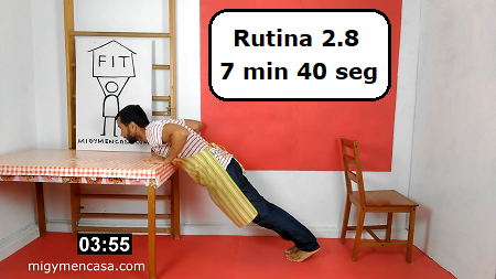 Rutina 2.8